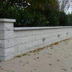 Beton Mauerelemente Fa. Kann La Gardia