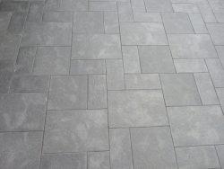 "Terrassenplatten ""Vulkano"" Schutzimprägnierte Betonplatten in 3 Größen"