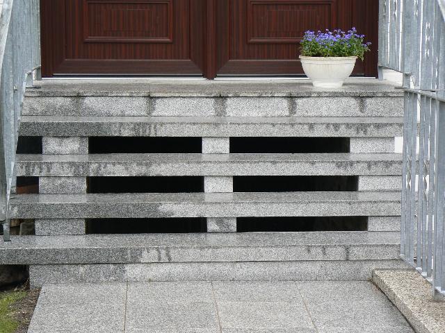 Stufen Bild Nachher