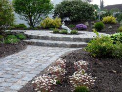 Gebrauchtes Granitkleinpflaster