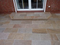 "Granitplatten ""Orange Rock"" 30x60 cm"