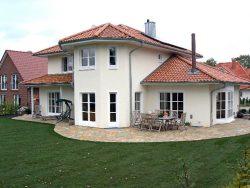 Naturstein Terrasse