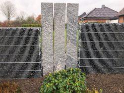 Mauern Gabionen